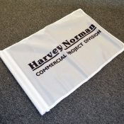 Harvey-Norman-golf-flag