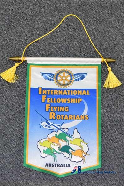 International-Fellowship-Flying-Rotary-Flag