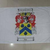 family-crest-flag