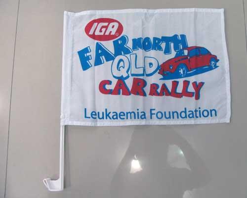 leukaemia-foundation-car-flag