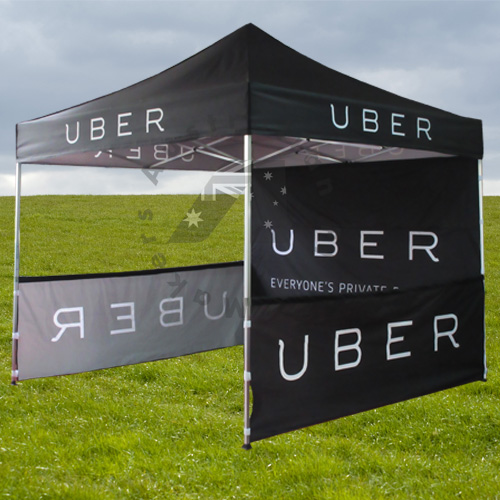 UBER Marquee printed Tents