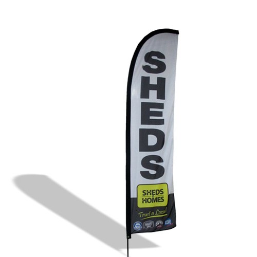 Sheds-feather-flag