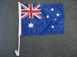 Australian Car Flag