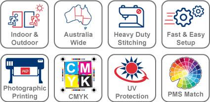 Printing flag icons