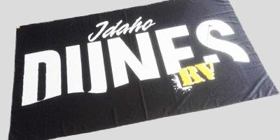 Custom Printed RV Flags