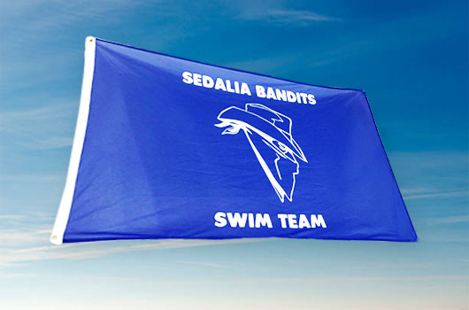 Swim Club Flags
