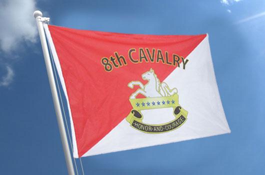 Custom Army Flags