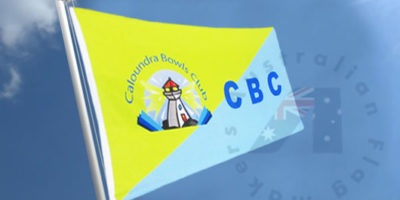 Custom Bowls Club Flags