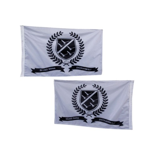 Personalised Flag 90cm x 60cm Double Sided