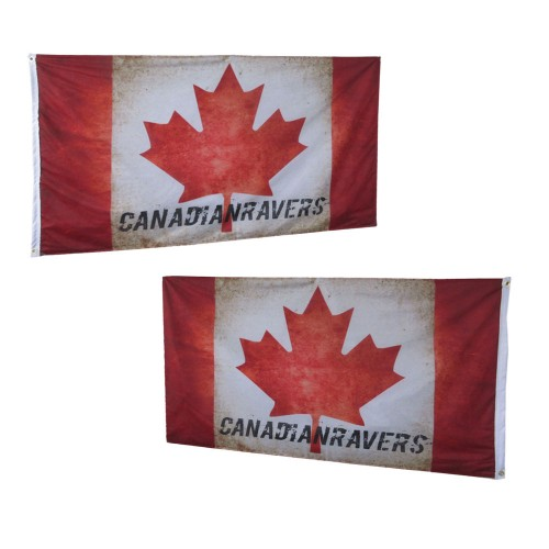 Personalised Flag 150cm x 90cm Double Sided