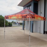 Printed Marquee Tents