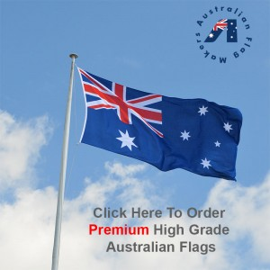 High Grade Australian Flags