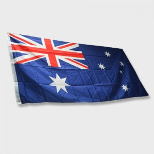 Low Grade Australian Flags
