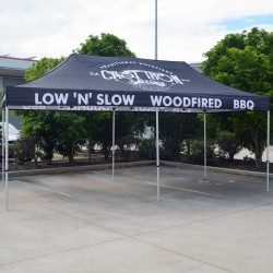 Printed Marquee 3x6m