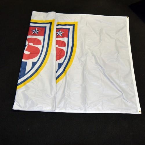 Custom Printed Flags - Double Sided - 120cm x 180cm