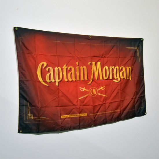 Custom Printed Flags - Single Sided - 120cm x 180cm