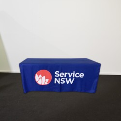 Fitted Table Cover - 48Hrs Production