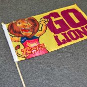 Lions-hand-flag
