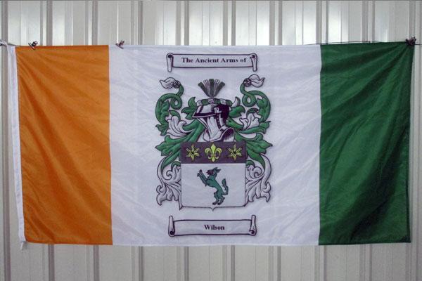 wilson-crest-flag