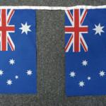 Australian Flag Bunting