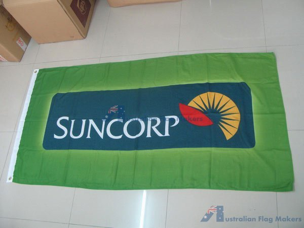 Suncorp Flags and Banners