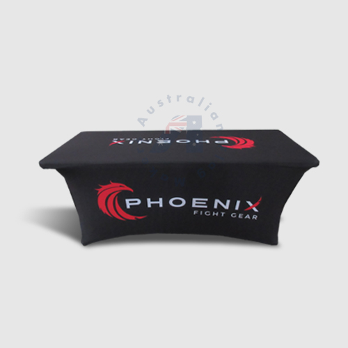 6f Stretch Table Cover Phoenix-fight-gear