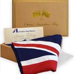 Sewn Australian Flags