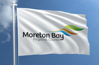 morton bay council flags
