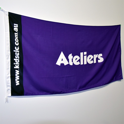 Custom Flags Made and Printed By Australian Flag Makers