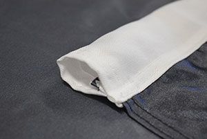 Flag Sleeve Pocket